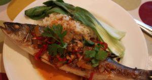 Как готовить рыбу басс