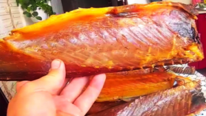 Балык из рыбы видео