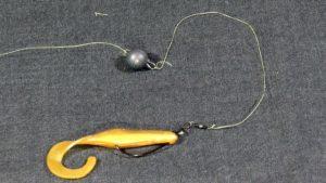 Щуку на отводной или джиг