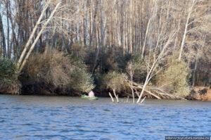 Рыбалка в дельте волги в ноябре