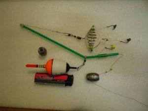 Какие бывают снасти для рыбалки фото