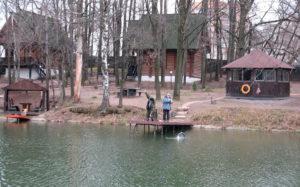Вднх рыбацкая деревня рыбалка