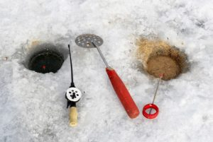 Ловля леща зимой прикормка