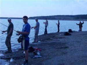 Симферополь водохранилище рыбалка