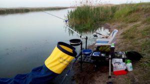 Экипировка для фидерной рыбалки