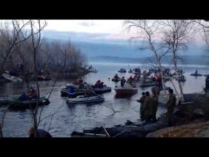 Рыбалка летом на имандре