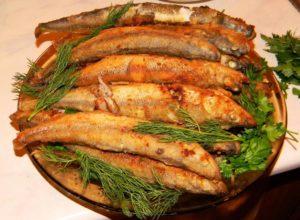 Рыба корюшка как готовить жарить