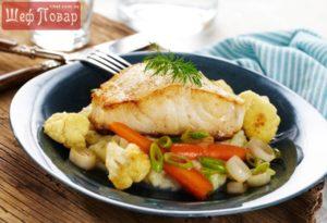 Как приготовить рыбу на пару в сковороде