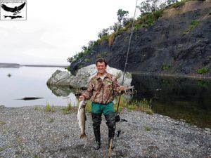 Ловля кунджи на сахалине