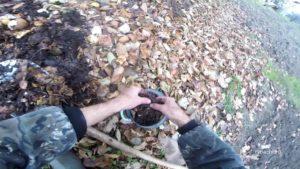 Как сохранить червяков для рыбалки зимой