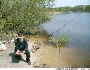 Муромский затон рыбалка
