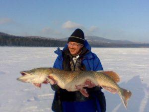 Рыбалка в челябинской области на щуку