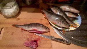 Как узнать что рыба готова