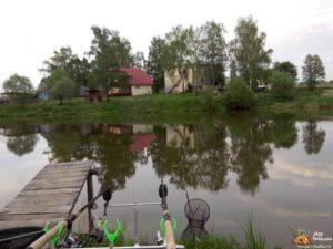 Платная рыбалка в можайском