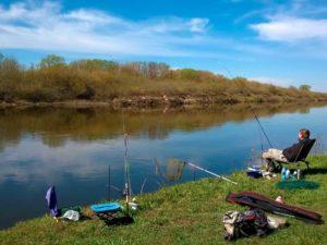Рыбалка в низовьях дона базы