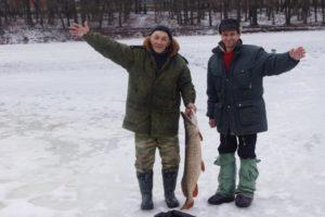 Рыбалка в туле и тульской области видео