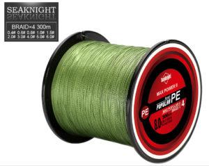 Что такое плетеный шнур и плетеная леска
