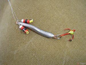 Рыболовная блесна балда