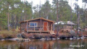 Дом рыбака база отдыха карелия