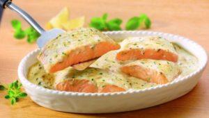 Какой соус подходит к рыбе на пару