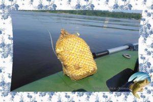 Прикормка для леща с лодки