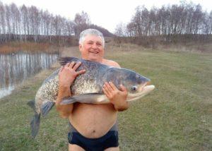 Рыбалка толстолобик на что клюет