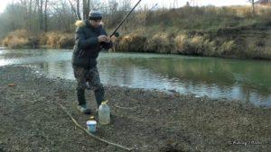 Ловля белой рыбы в ноябре видео