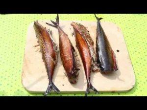 Как мариновать рыбу для копчения