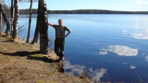 Рыбалка на озере длинное всеволожск