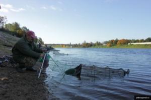 Псковская область река великая рыбалка