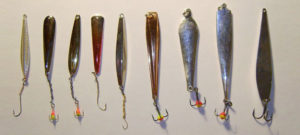 Финские блесны для зимней рыбалки на окуня
