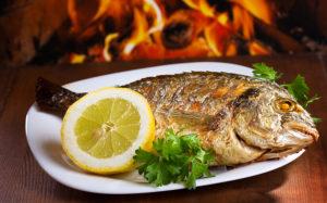 Чем полезна жареная рыба
