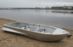 Легкие алюминиевые лодки для рыбалки