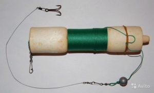 Как сделать поставушки для зимней рыбалки