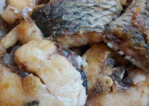 Как приготовить рыбу белый амур на сковороде