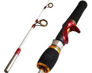 Мини удочка для зимней рыбалки