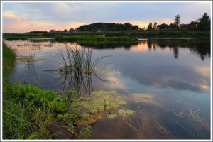 Тверская область река западная двина рыбалка