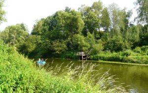 Реки московской области рыбалка