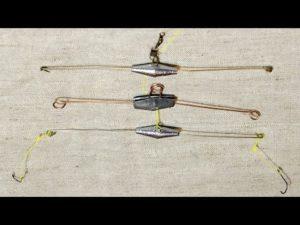 Изготовление коромысла для рыбалки видео