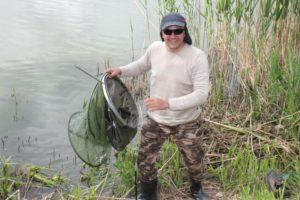 В контакте рыбалка на кубани