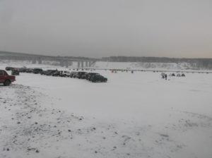 Северный объезд рыбалка