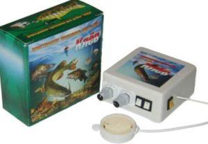 Электронная приманка для ловли рыбы супер клев