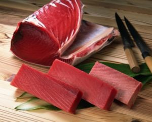 Чем полезна рыба тунец для организма