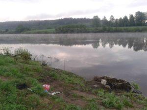Грязново калужская область рыбалка