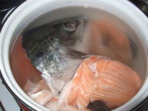 Щипачки из рыбы