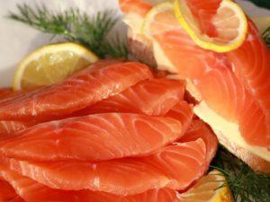 С чем кушать рыбу соленую